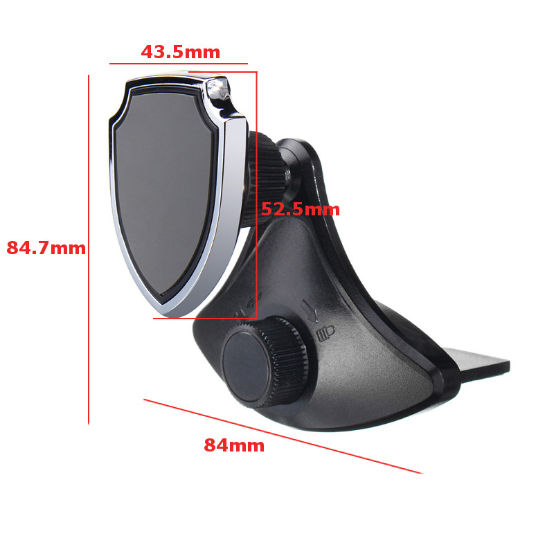 Car Phone Holder CD Slot Car Mount Magnetic Cradle Stand for Samsung S8 Xiaomi 6 iPhone7