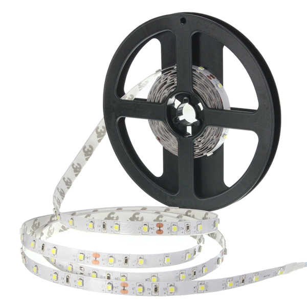 3M LED Flexible Strip Light 180 SMD 3528 Cigarette Charger Cars Trucks Dashboards Decor DC24V