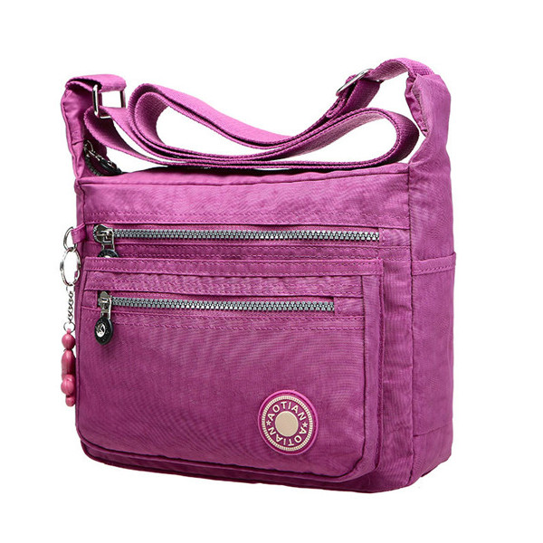 Women Nylon Lightweight Messenger Bags Waterproof Shoulder Bags Outdoor  Crossbod - US 32.30 sold out cfb5ae7f552ee