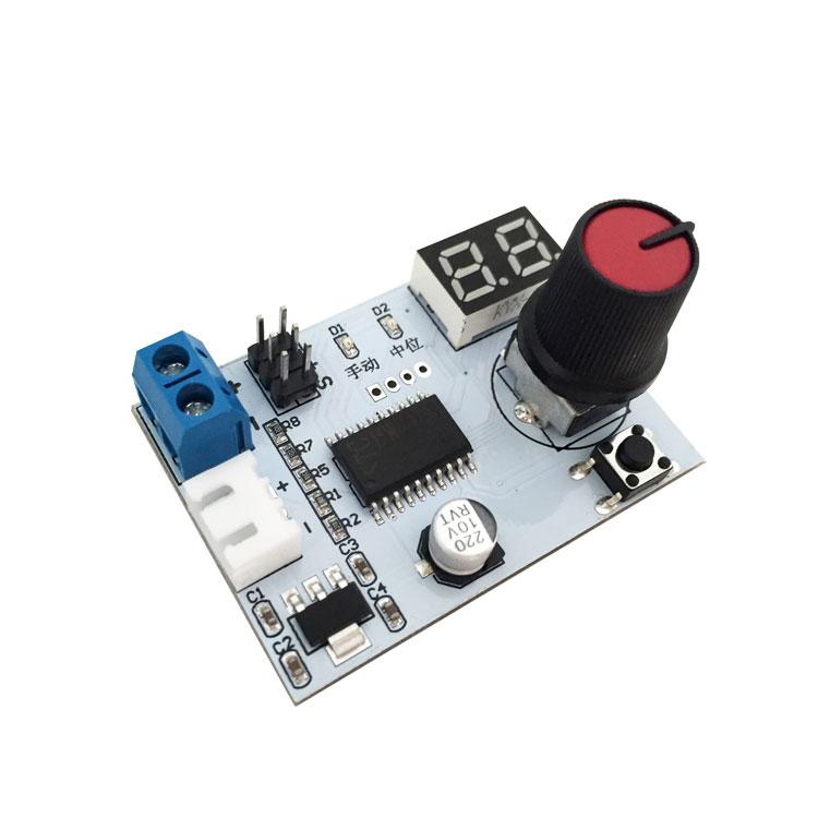 Servo Tester & Voltage Display 2 in 1 Servo Controller for RC Car Robot