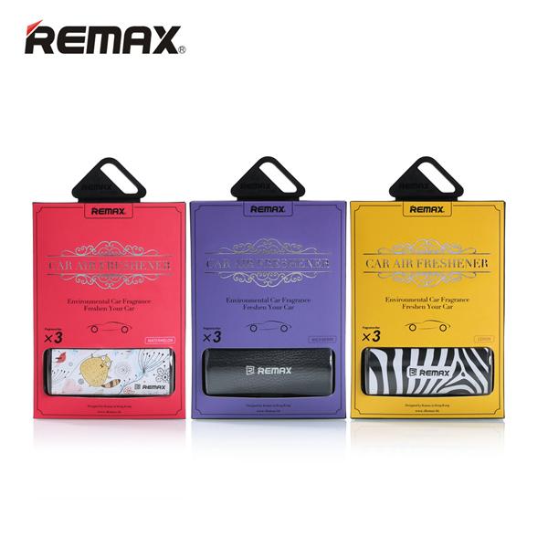 Remax Car Air Vent Fragrance Air Freshener Aromatherapy