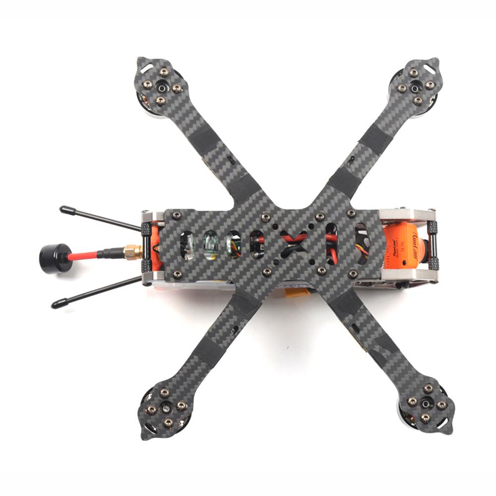 SKYSTARS G520S 228mm 4-6S FPV Racing Drone PNP/BNF Integrated Type F4 8K OSD Runcam Micro SWIF 2 600mW VTX SmartAudio - Photo: 4