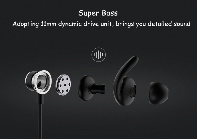 Joway H25 Sport Running Noise Reduction Bluetooth Earphone Headphone for iPhone Mobile Phone