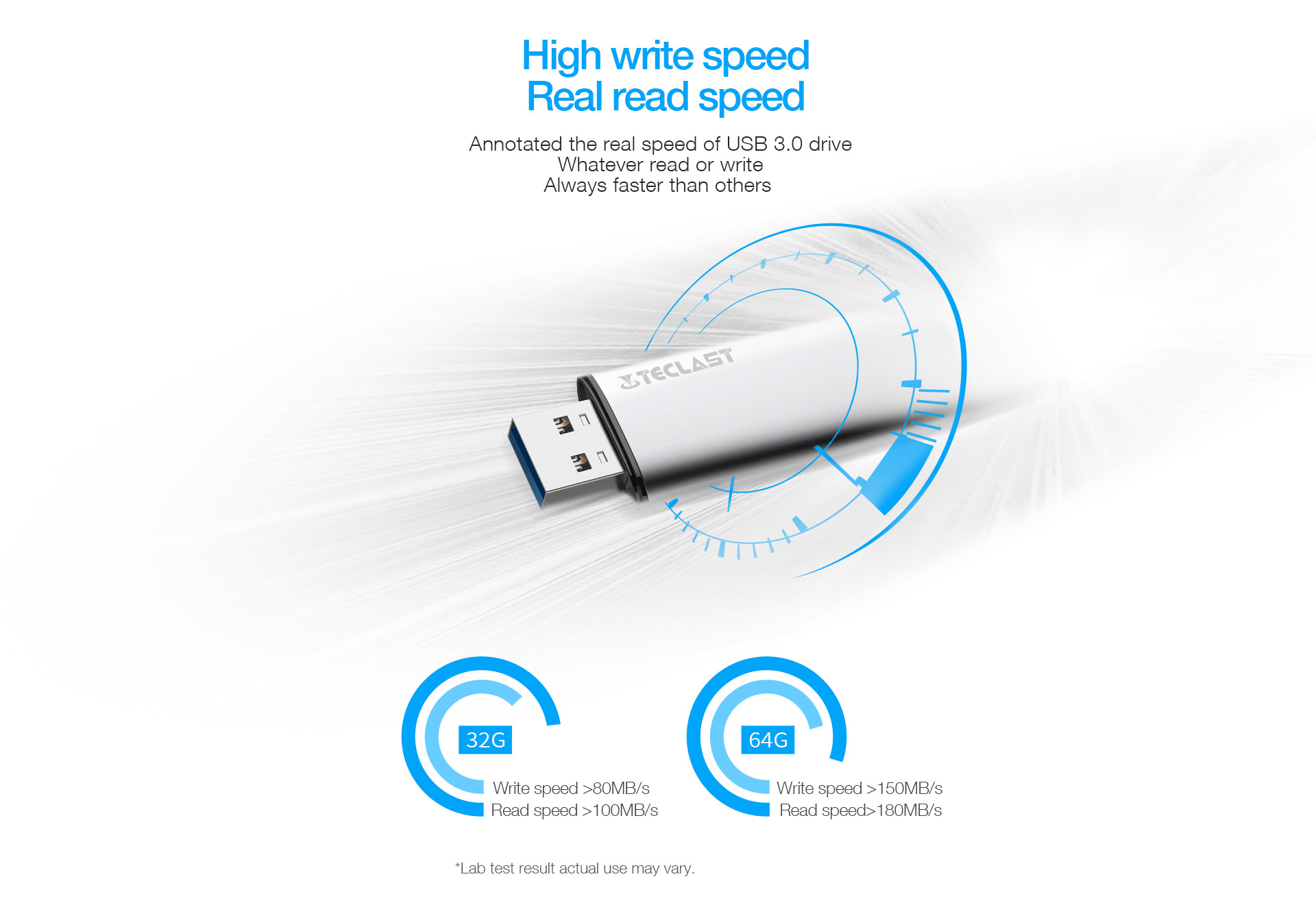 TECLAST CoolFlash XI 3.0 32/64GB USB 3.0 Pendrive USB Flash Drive USB Disk