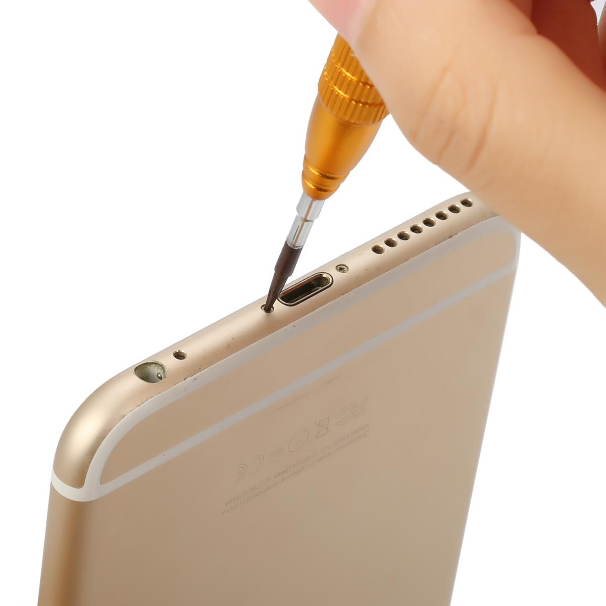 GOCHANGE 84 in 1 Precision Screwdriver Set Magnetic Repair Tool Kit for iPhone Tablet PC MacBook Pad