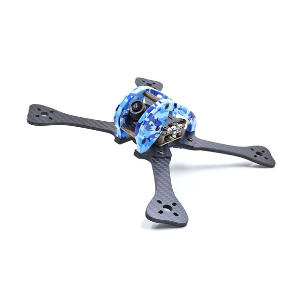 Geprc GEP-LX5-V4 Leopard Spare Part Side Plate Camera Protective Plate w/ Camouflage Pattern for LX5 RC Drone