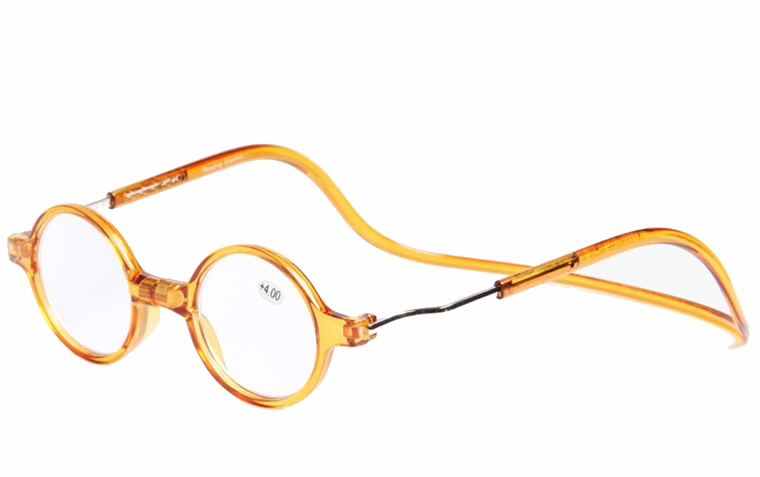 Detachable Magnet Colorful PC Light Weight Neck Hanging Presbyopic Reading Glasses