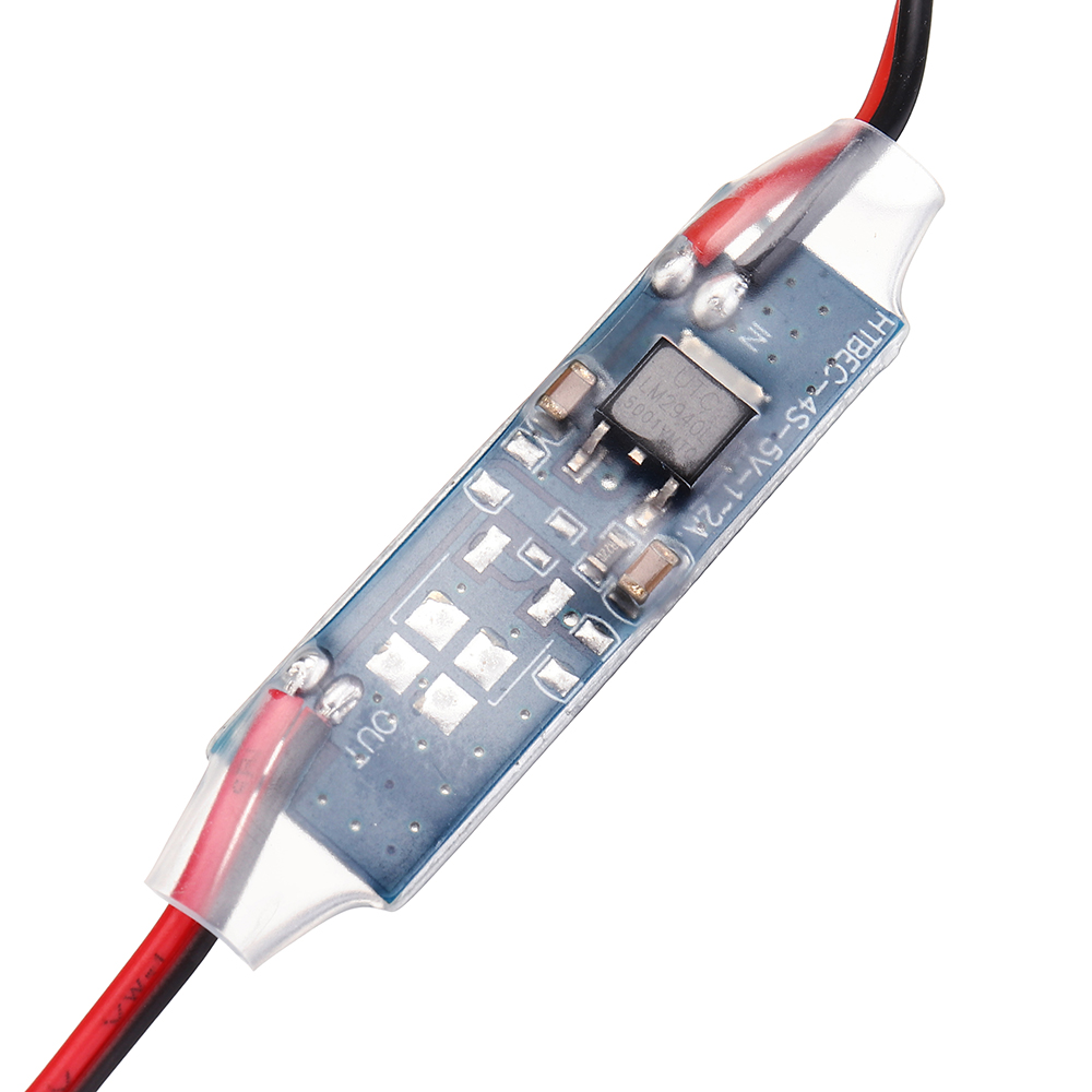 Htirc Linear BEC 1A 2S 3S 4S Brushless ESC for RC Racing Drone Airplane Aircraft - Photo: 4