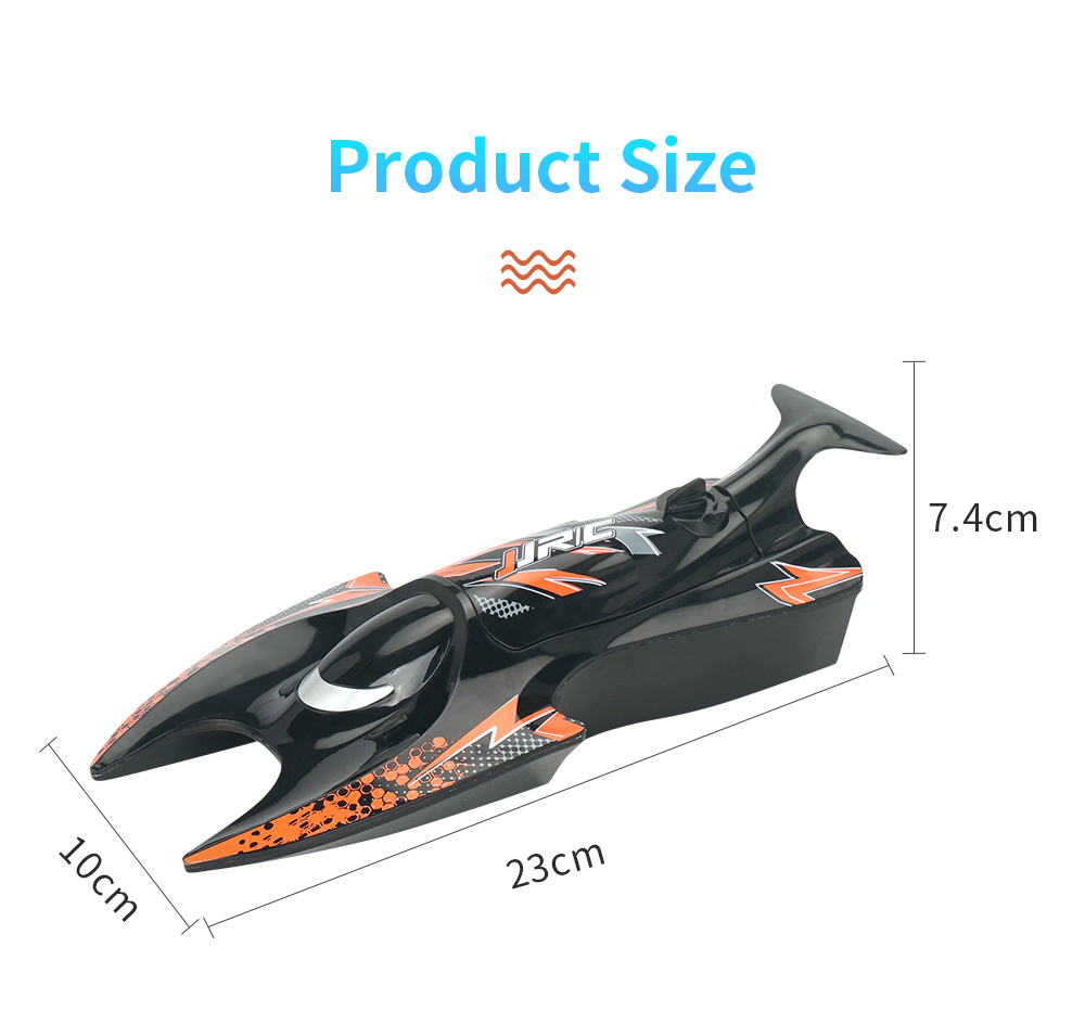JJRC S6 1/47 2.4G Simulate Lobster Electric RC Boat Vehicle Models - Photo: 12