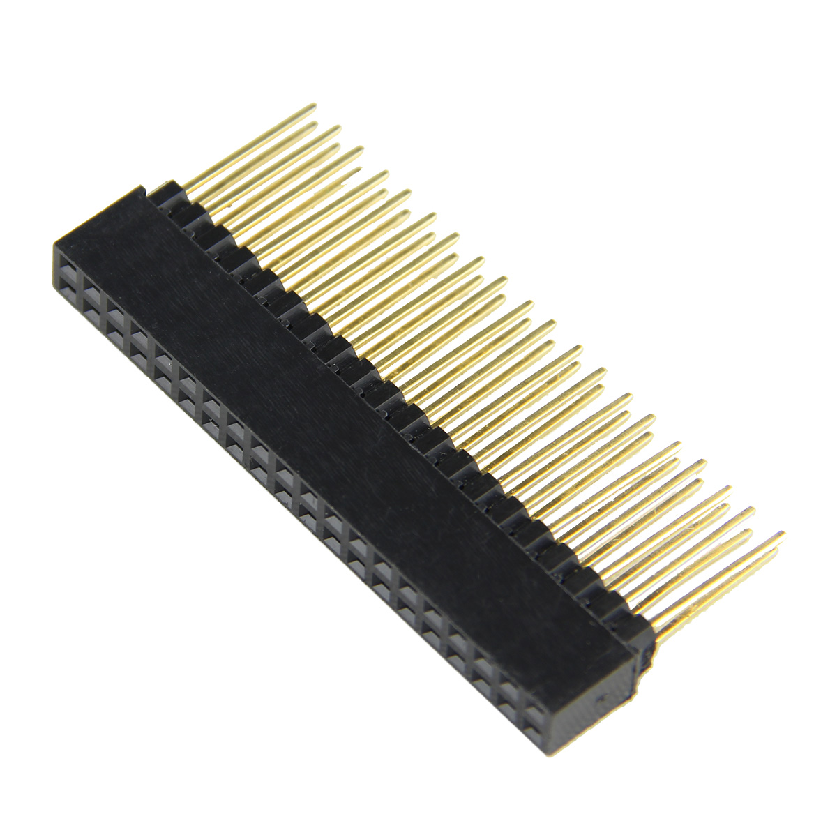 5PCS 12MM 40Pin Female Stacking Header For Raspberry Pi 2 Mode B& B+