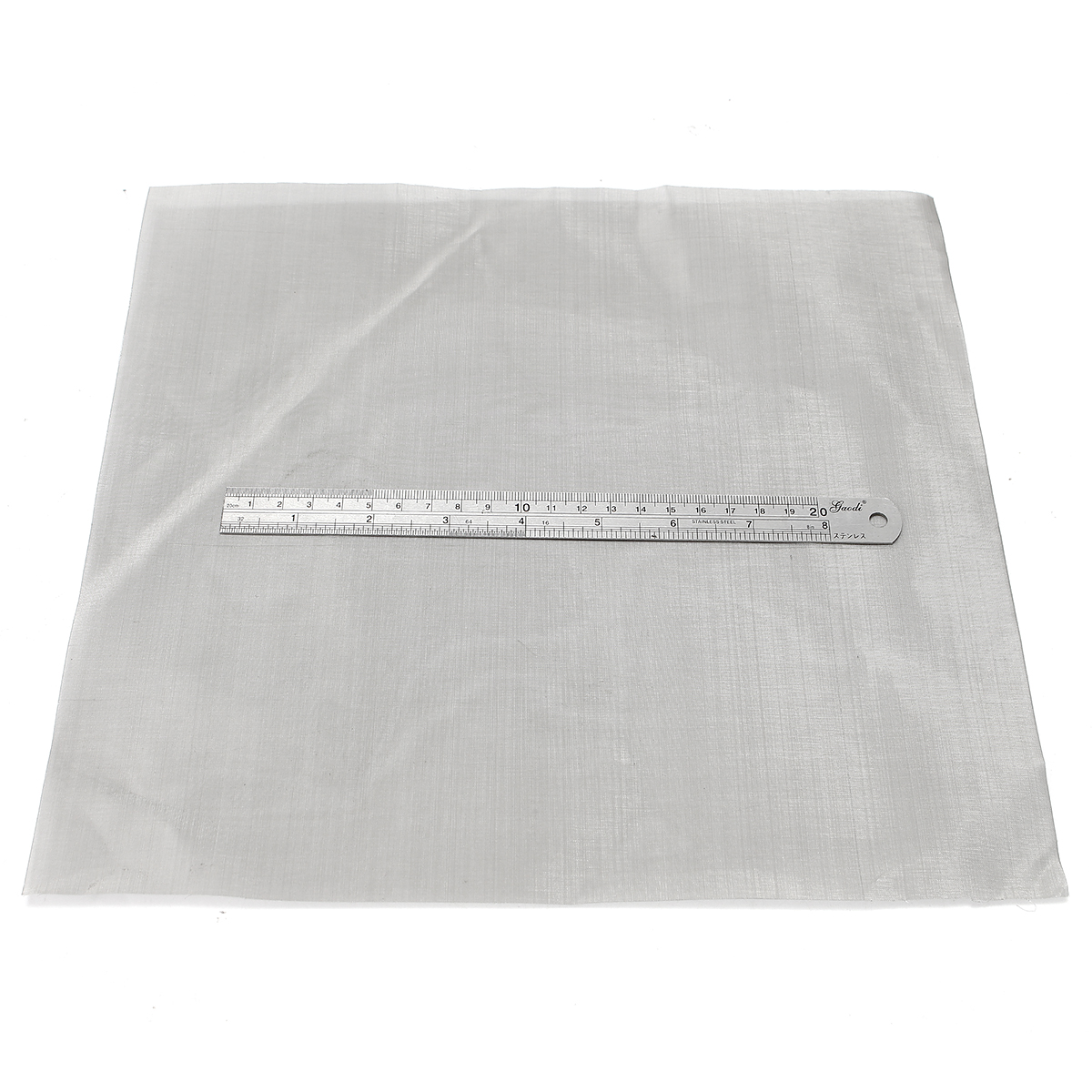 30x30cm Woven Wire Cloth Screen Stainless Steel 304 80 Mesh