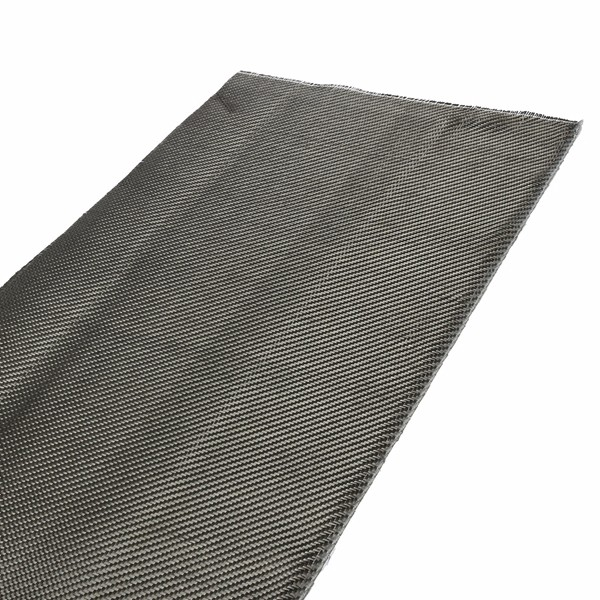 3K 36X91cm Black Real Carbon Fiber Cloth Tape Fabric Twill UNI-Directional Weave For Car Bicycle
