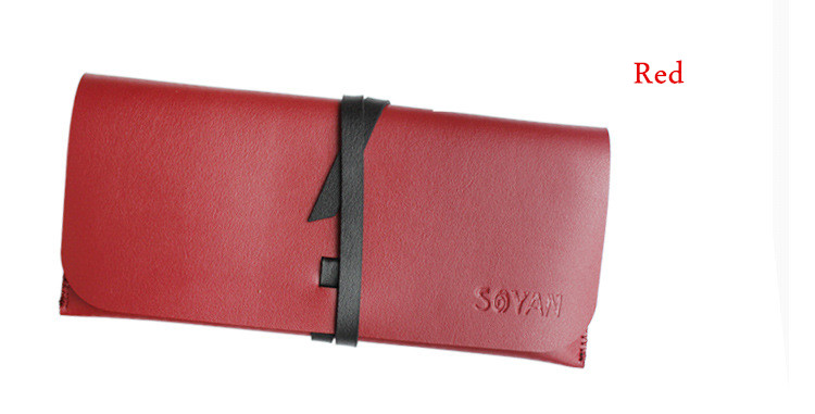 SOYAN Universal Multifunctional Wallet PU Case Cover Bag For 4.7 Inches to 5.5 Inches Smartphone