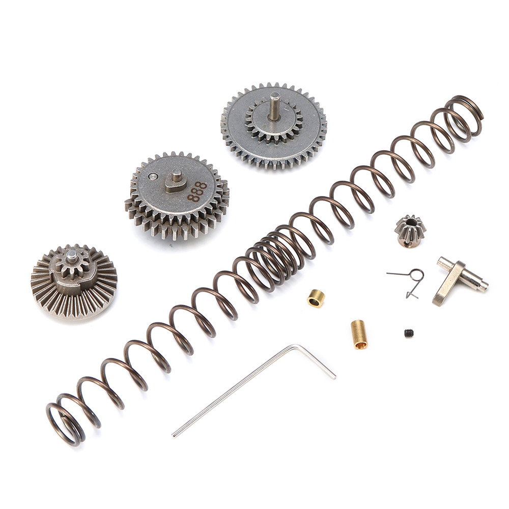 gear box set and spring parts