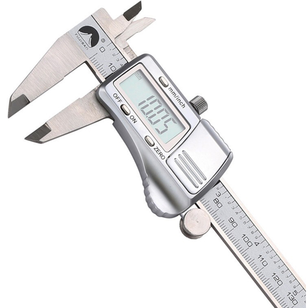 0-150mm/0.01 Digital Electronic Vernier Calipers Micrometer Gauge Measuring Tool Stainless Steel