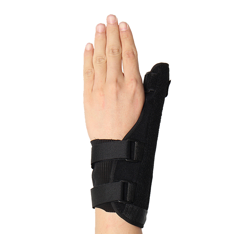 Adjustable Elastic Thumb Wrist Spica Splint Support Brace