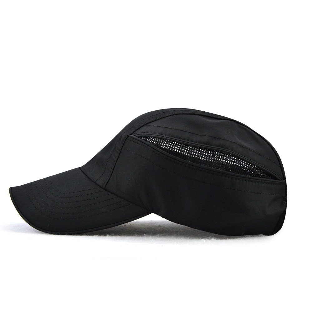Mens Summer Outdoor Quick-Dry Breathable Baseball Cap