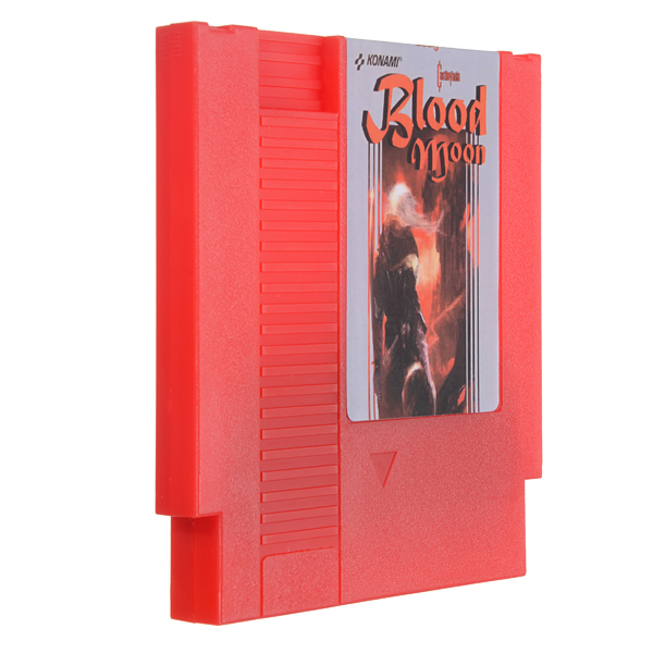 Castlevania - Blood Moon 72 Pin 8 Bit Game Card Cartridge for NES Nintendo