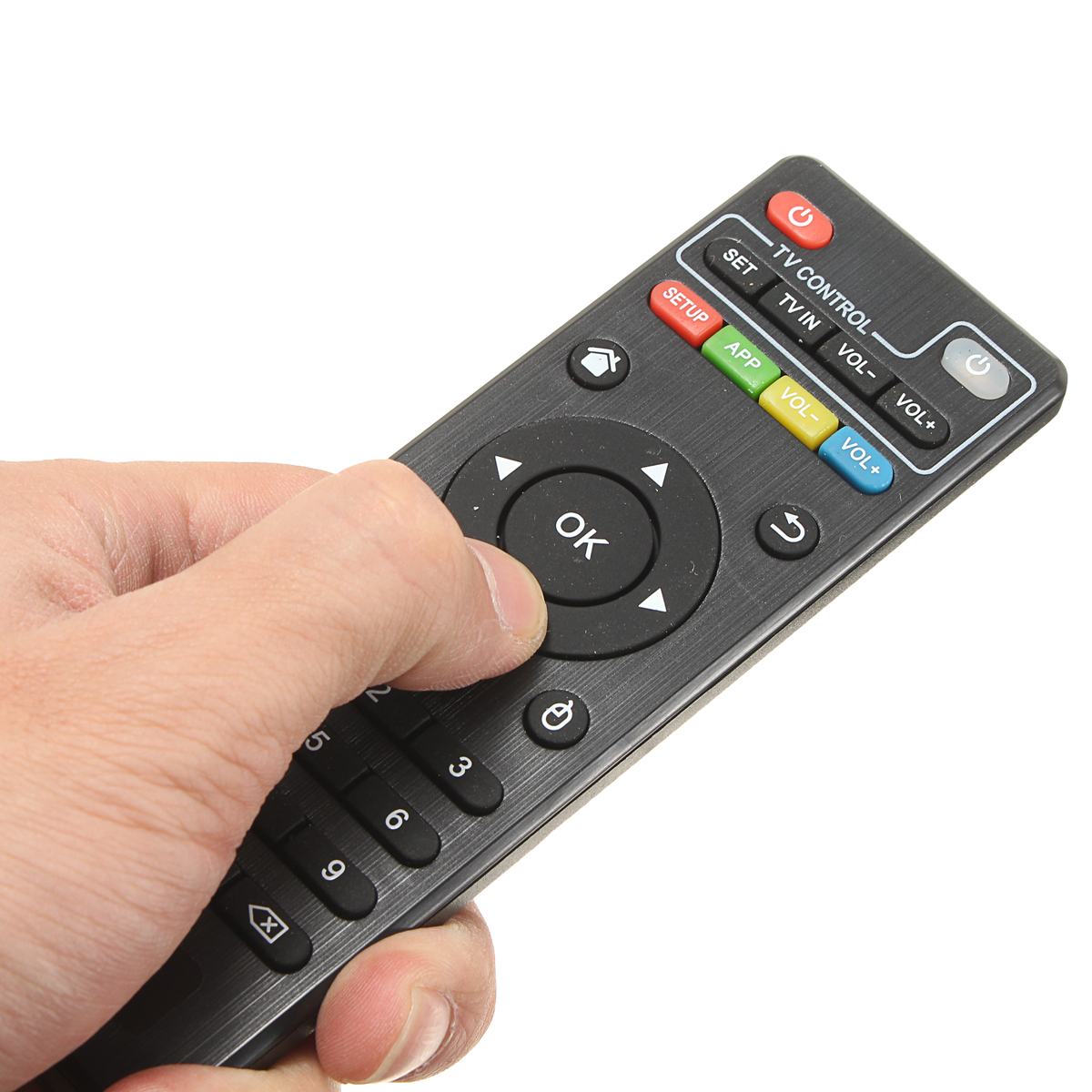Replacement Remote Control Controller For Android T95M T95N MXQ Mxq Pro TV Box