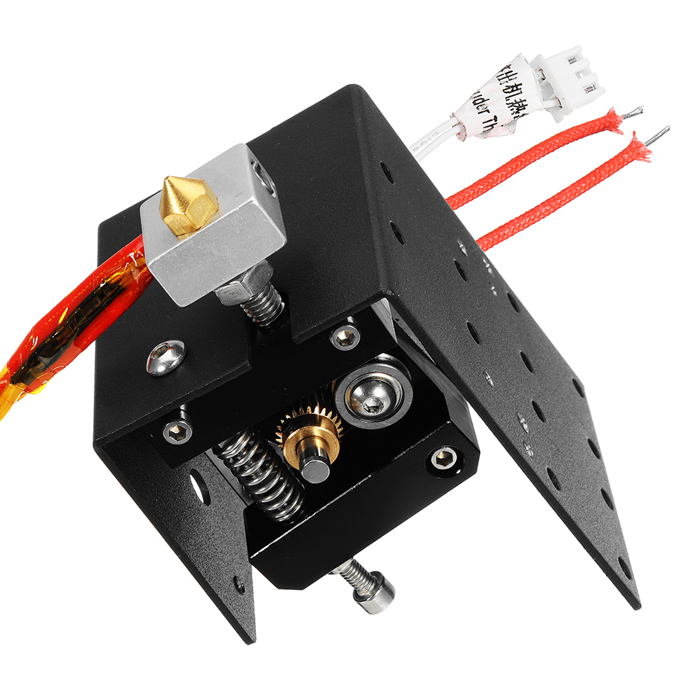 Anet® 1.75mm 0.4mm Single Nozzle All Metal I3 Extruder Kit with Motor for A8