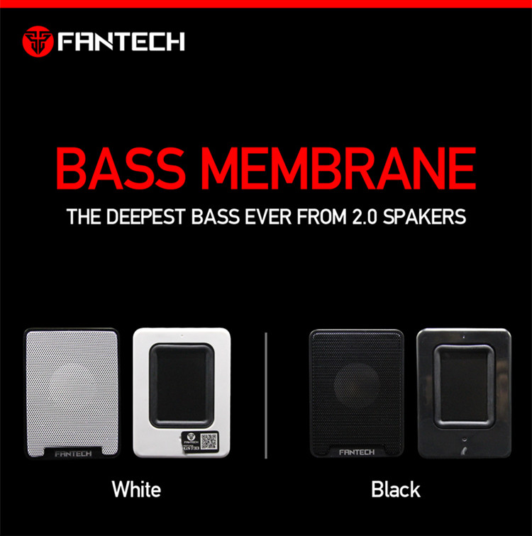 Fantech GS733 USB Wired Subwoofer Speaker Portable Sound Box