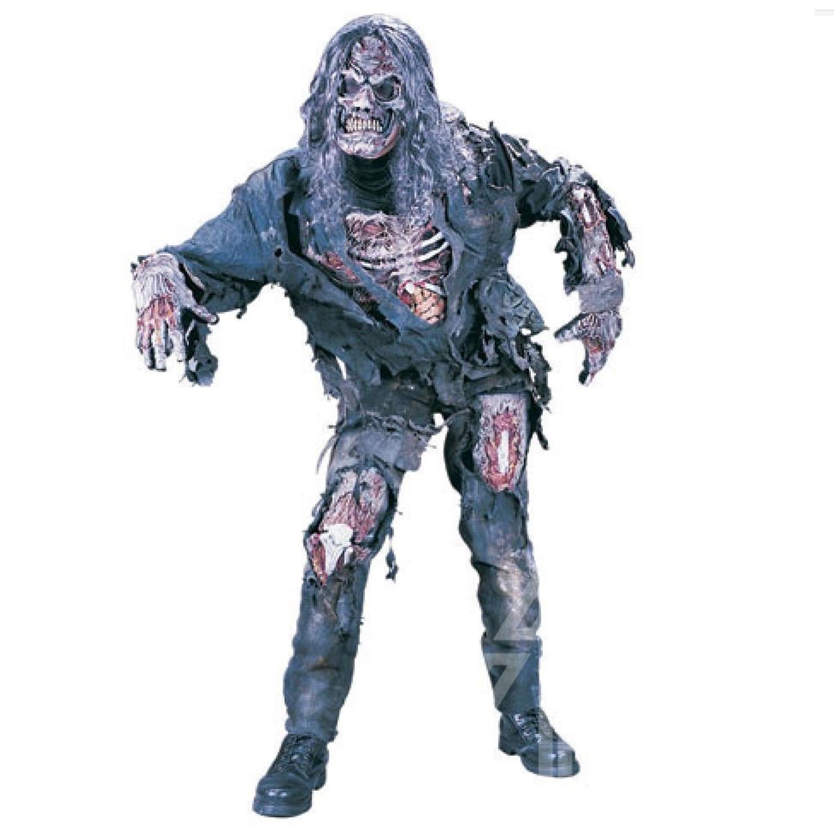 Trang Phục Halloween Dành Cho Người Lớn Cosplay Xác Ướp Xác Chết Zombie Đổ Carnaval Độc Đáo