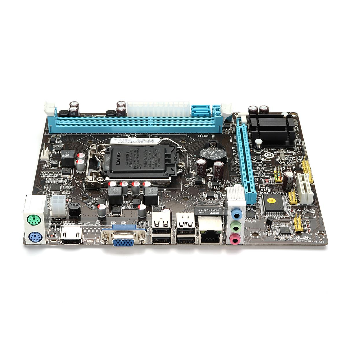H61/H67/Q65/Q67 Motherboard Support Intel i3/i5/i7 Series CPU