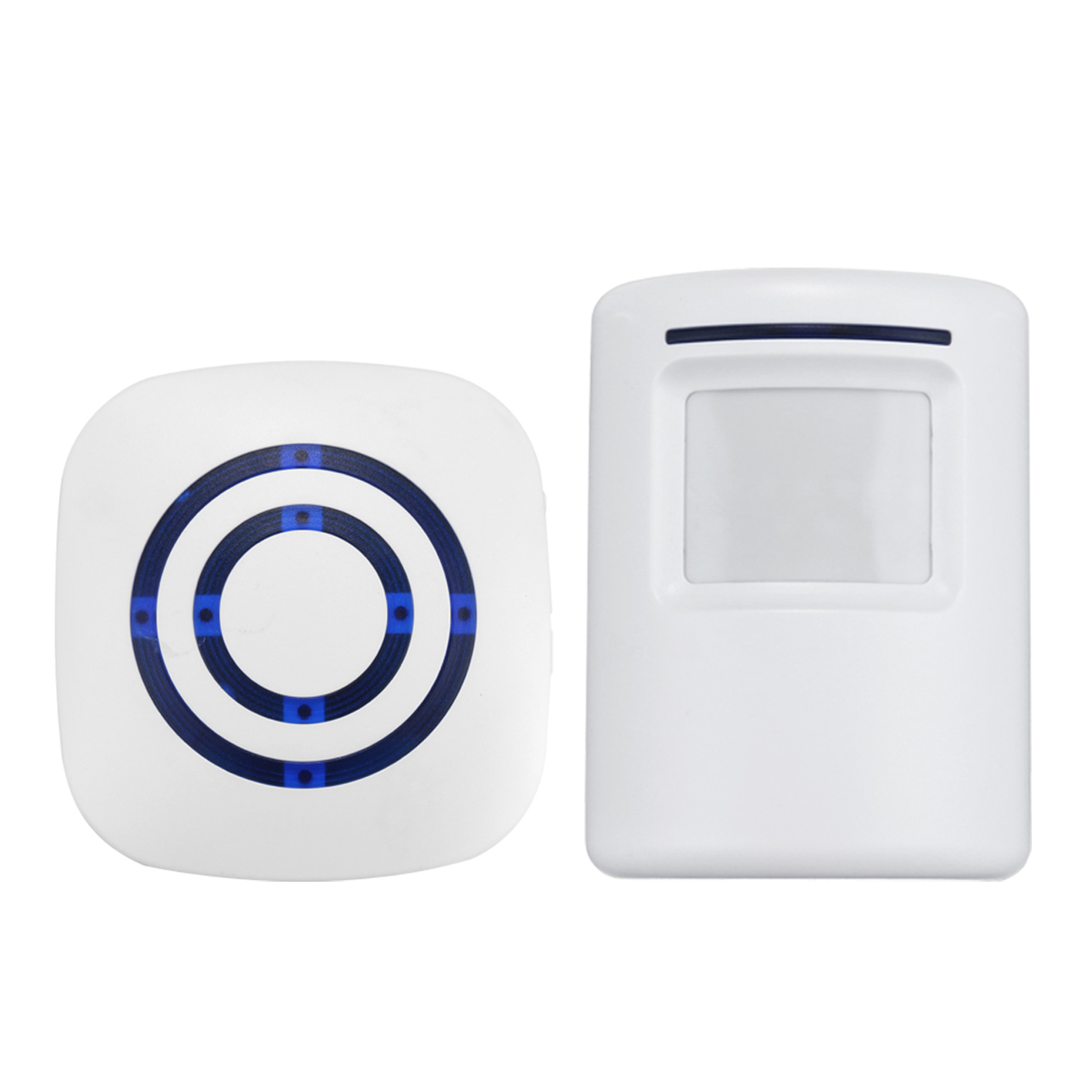 Wireless Infrared Motion Activated PIR Sensor Entry Doo