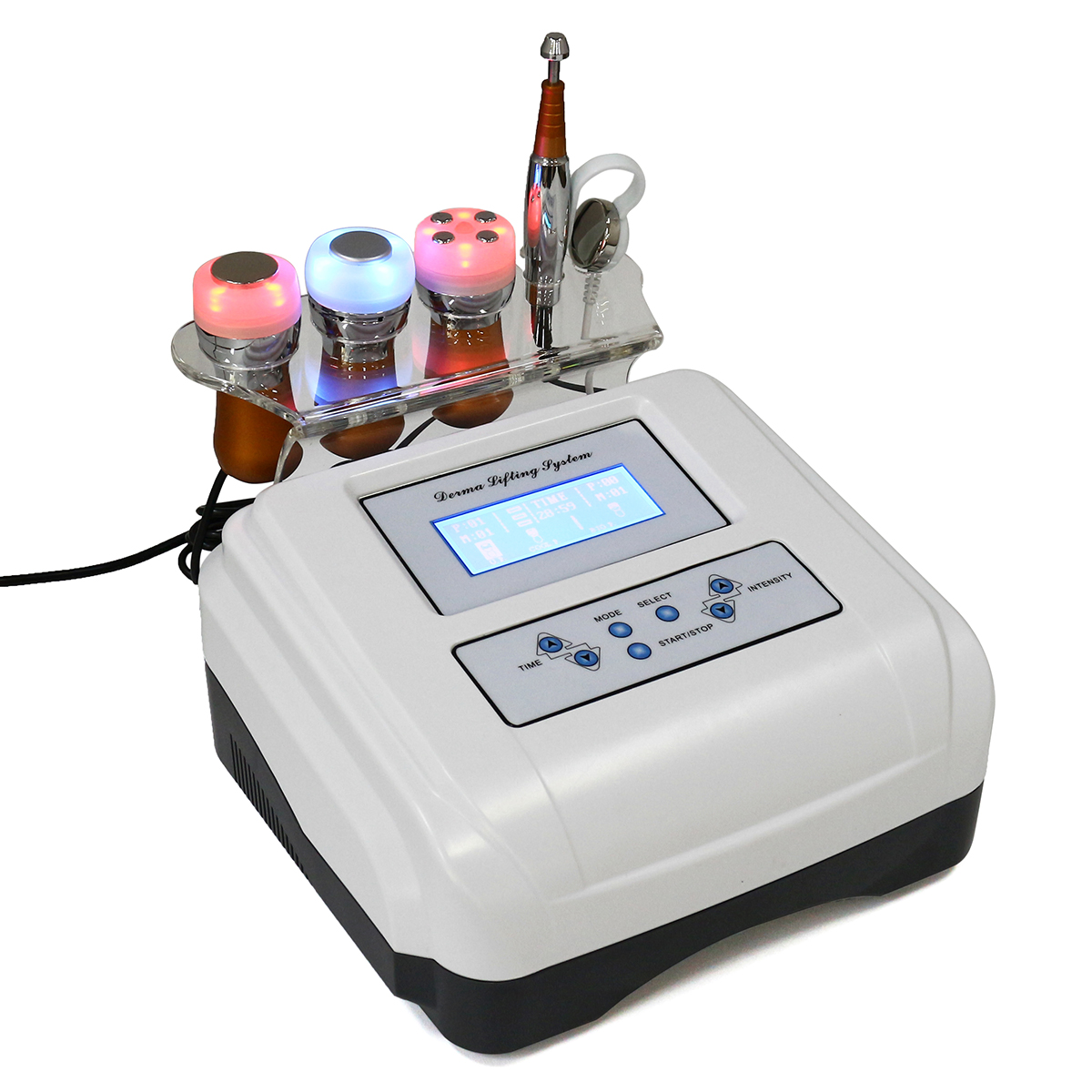 4 in 1 Mesotherapy Skin Face Lifting Beauty Machine