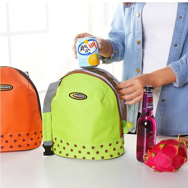 Thicked Keep Fresh Ice Bag Lunch Tote Bag Thermal Food