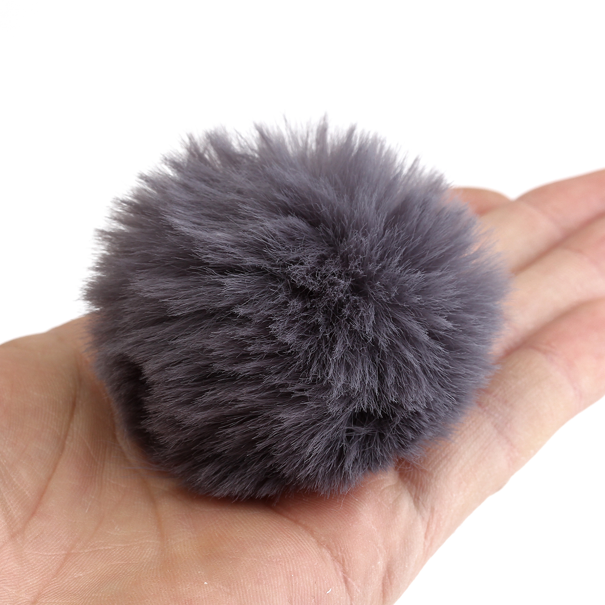 3 Colors Fur Windscreedn Wind Shield Wind Muff for Lapel Lavalier Microphone Mic