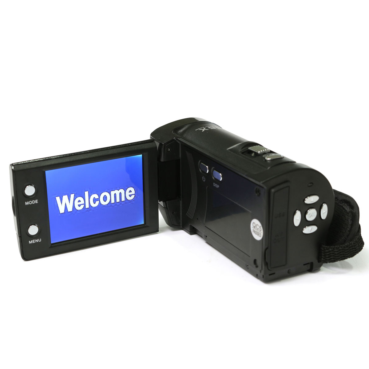 16MP 2.7 Inch TFT LCD 720P HD 16X Zoom DV Digital Video Camera Camcorder DVR