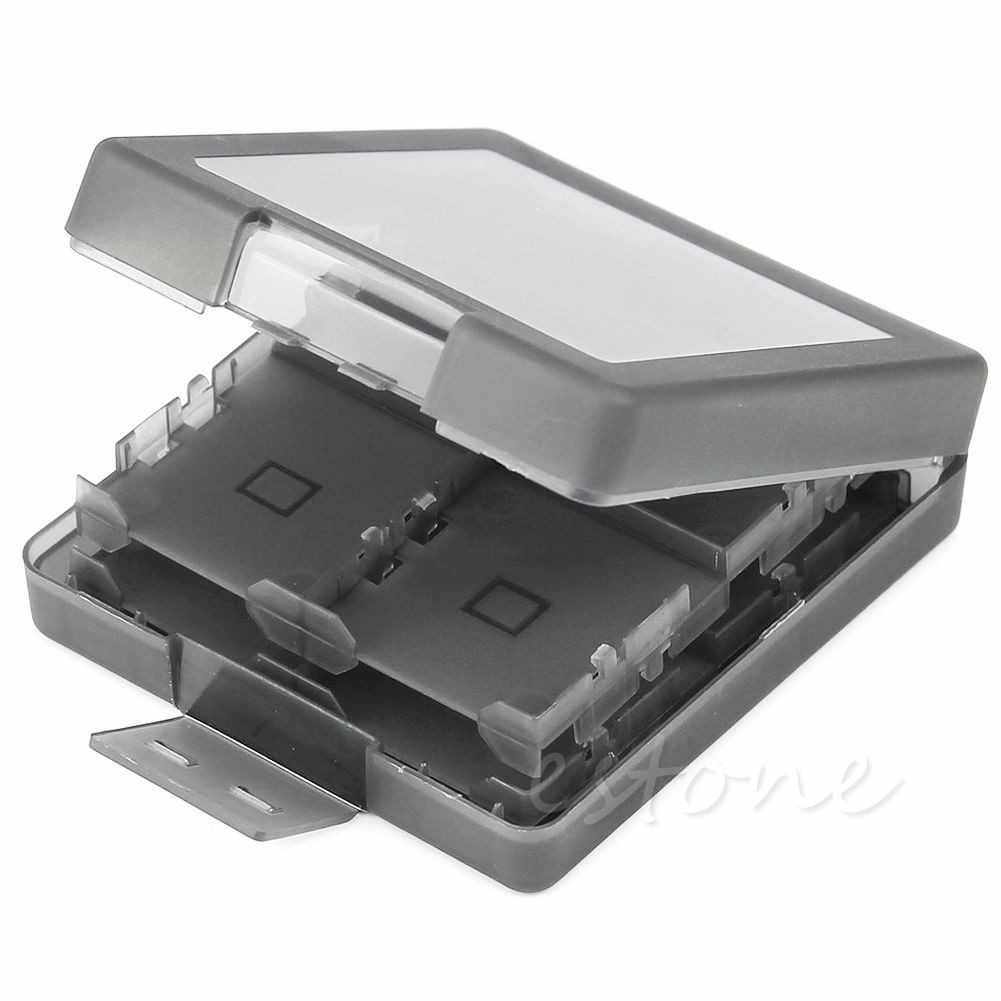 16 in 1 Game Card Case Holder Box Storage Cartridge For Nintendo 3DS/DS/DSI