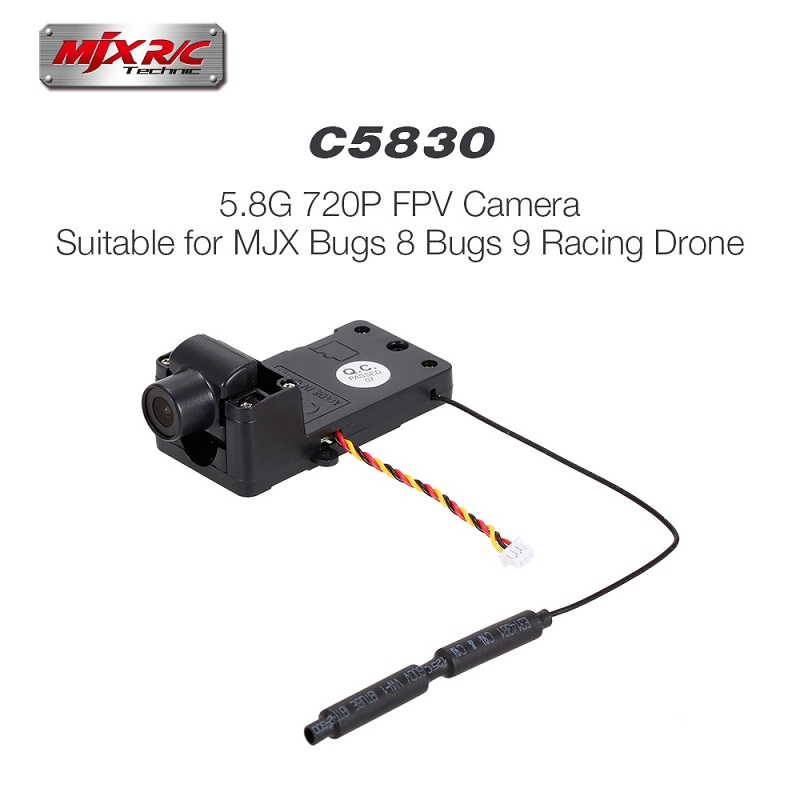 MJX C5830 5.8G 720P FPV Camera RC Drone Quadcopter Spare Parts For MJX BUGS 6 8 B6 B8