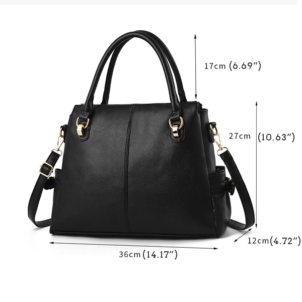 Classic Elegant Stereo Handbags Messenger Bags Crossbody Bag