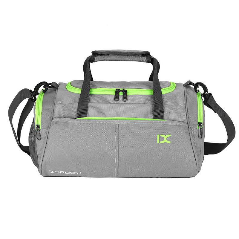 Men Casual Outdoor Sports Shoulder Bag Travel Bag Gym Bag
