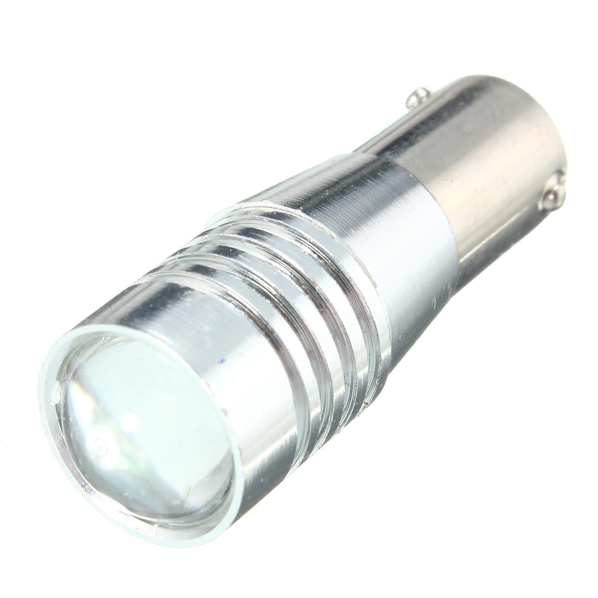 BAX9S H6W Xenon White Canbus Error Free LED Car Wedge Side Lamp Bulb 12V
