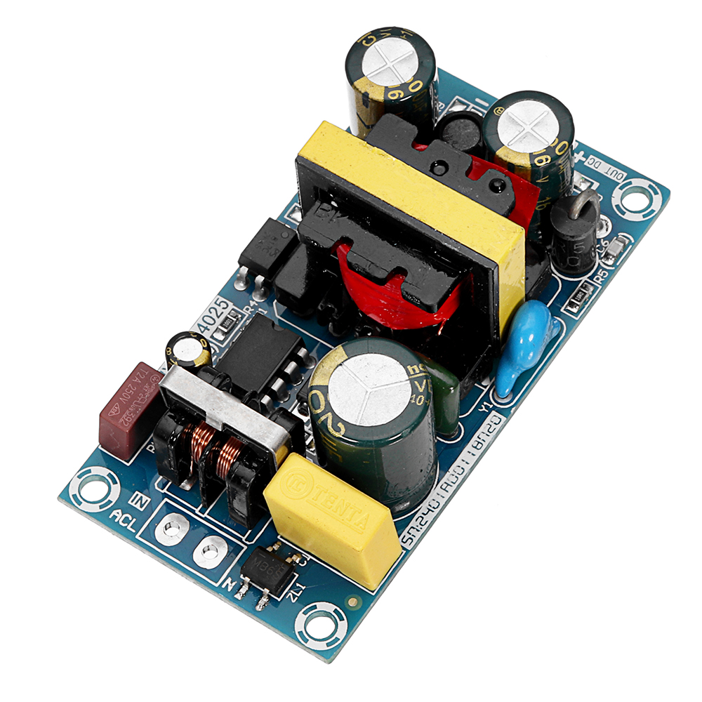 AC-DC 24V1A 24W 25W Switch Power Supply Module Isolated Bare Board