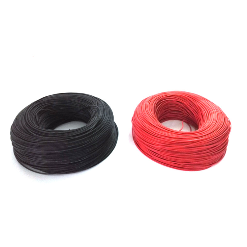 10m Soft Silicon Cable Wire 24AWG Heatproof Flexible Black/White/Red/Green/Blue For RC Model Battery