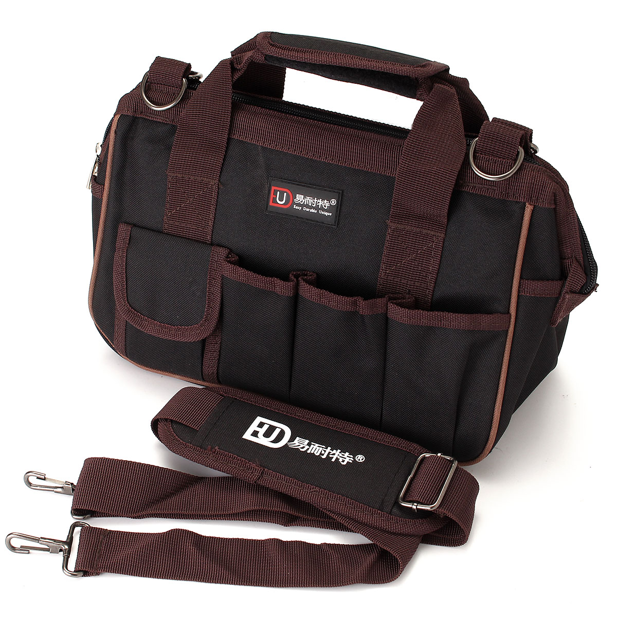 Oxford Fabric Multi Funtional Hardware Tool kit Shoulder Strap Tool Bag Backpack