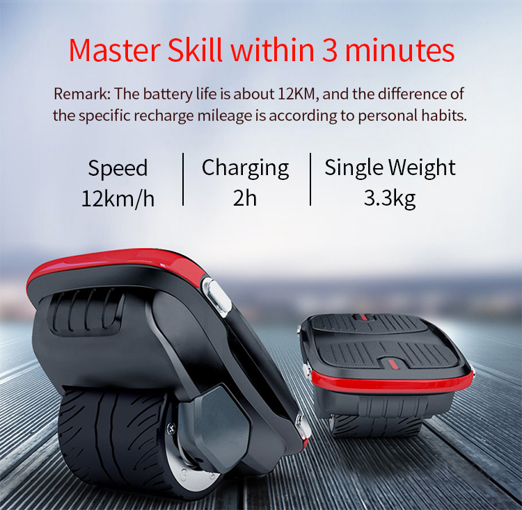 KOOWHEEL X1 Self Balancing Scooter Hover Shoes Brushless Motor 2 x 250W Top Speed12KM/H 10km Cruising Distance For Adults Office Workers Teenagers