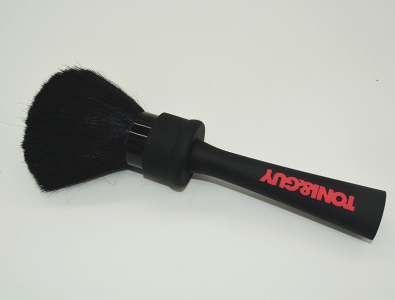 Cleaning Haircut Brushes