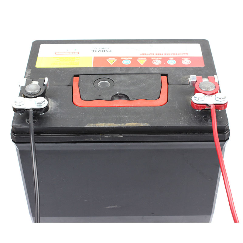Marvelous Red Black Car Battery Clip Painted Wiring Piles Inverter Connectors Wiring 101 Ouplipimpapsstreekradiomeanderfmnl