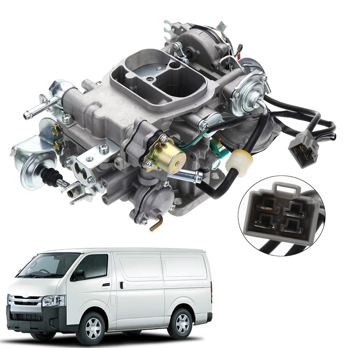 Carburettor Carb For TOYOTA HIACE 1Y 2Y 3Y 4Y 1RZYH53 YH63 YH73 1.8L 21100-75030