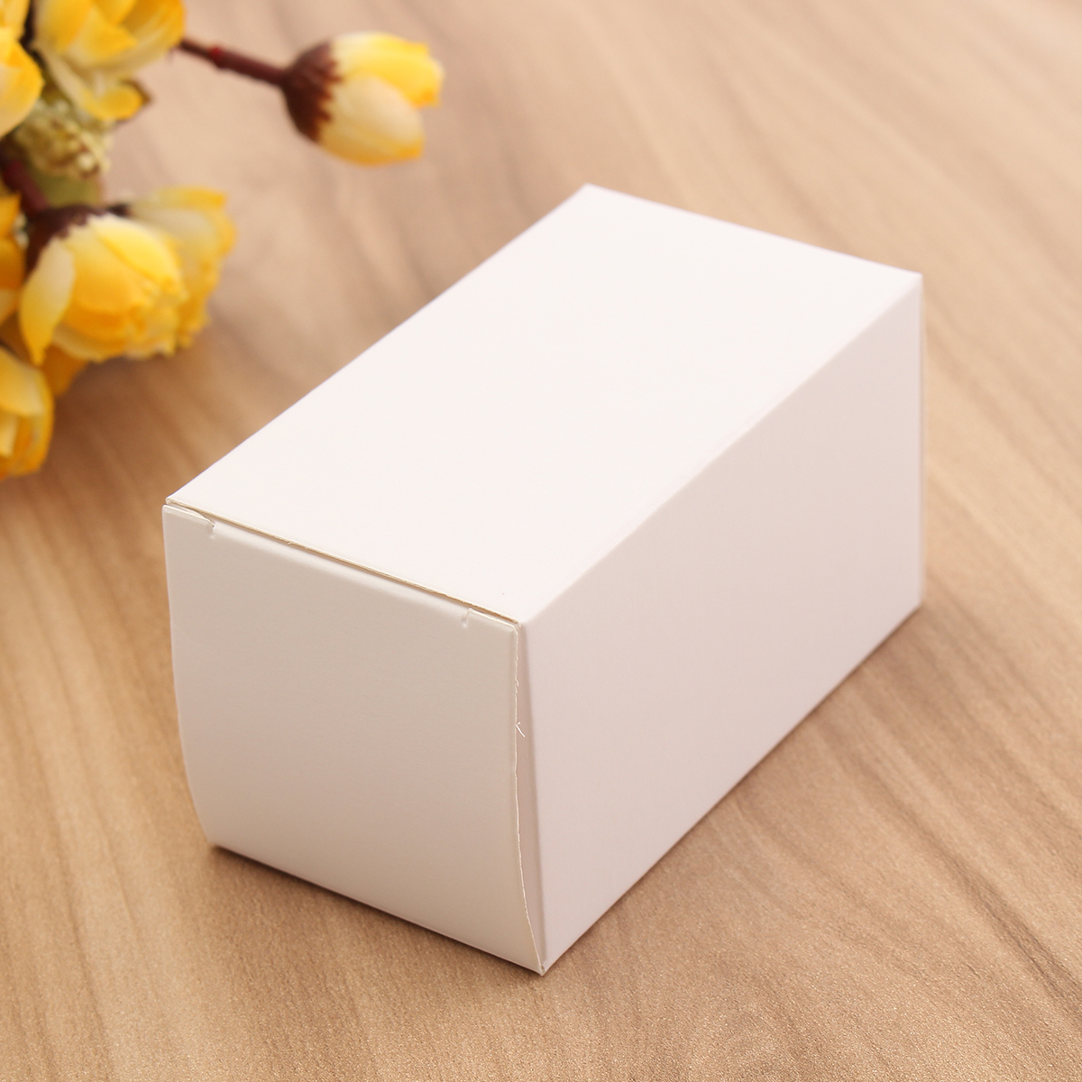20 Different Sizes White Cardboard Postal Box Storage Carton for Gifs Crafting Packaging Mailing