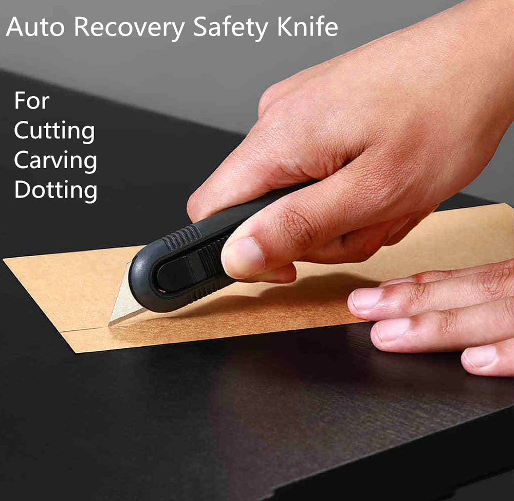 XIAOMI MIIIW 6+2 DIY Tool Kit General Household Hand Tool with Screwdriver Wrench Hammer Tape Plier Knife ToolBox