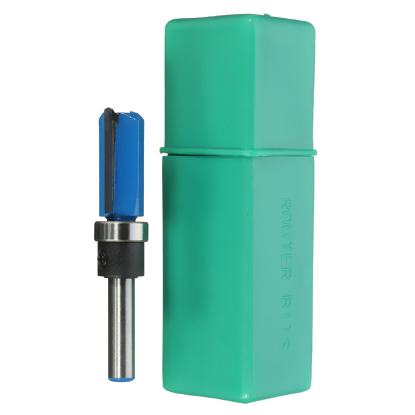 1/4 Inch Shank Flush Trim Router Bit