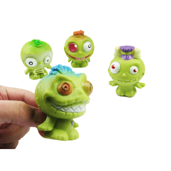 Novelties Toys Pop Out Squishy Alien Slime Stress Reliever Fun Gift Toy