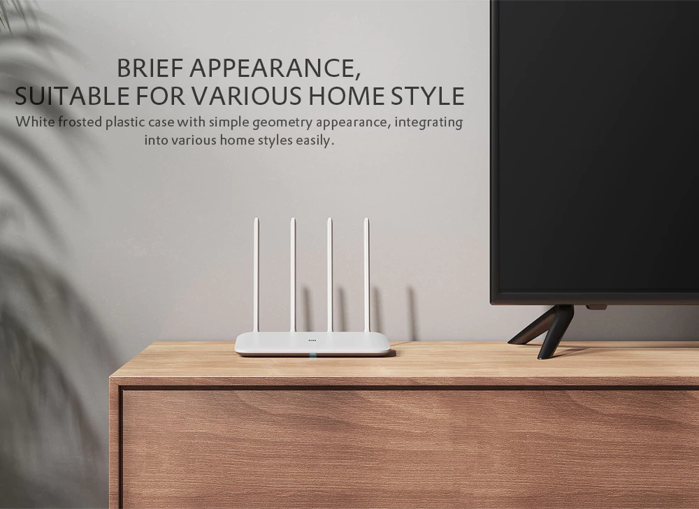 Xiaomi Mi Router 4 Dual Band 2.4G 5G 1167Mbps Gigabit Wireless WiFi Router