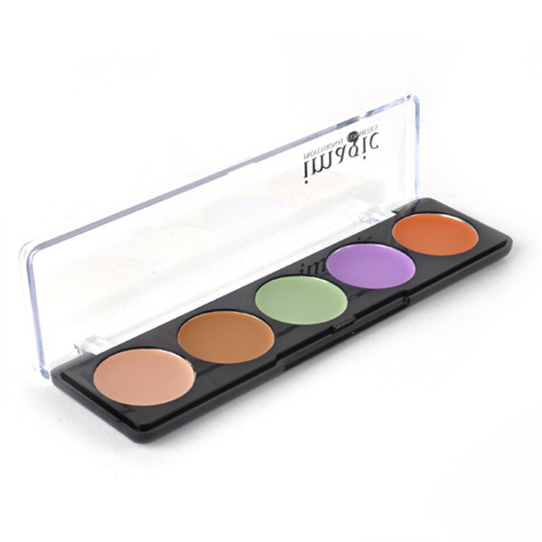 Imagic Makeup Facial Concealer Palette Dark Shadow Cosmetic Beauty